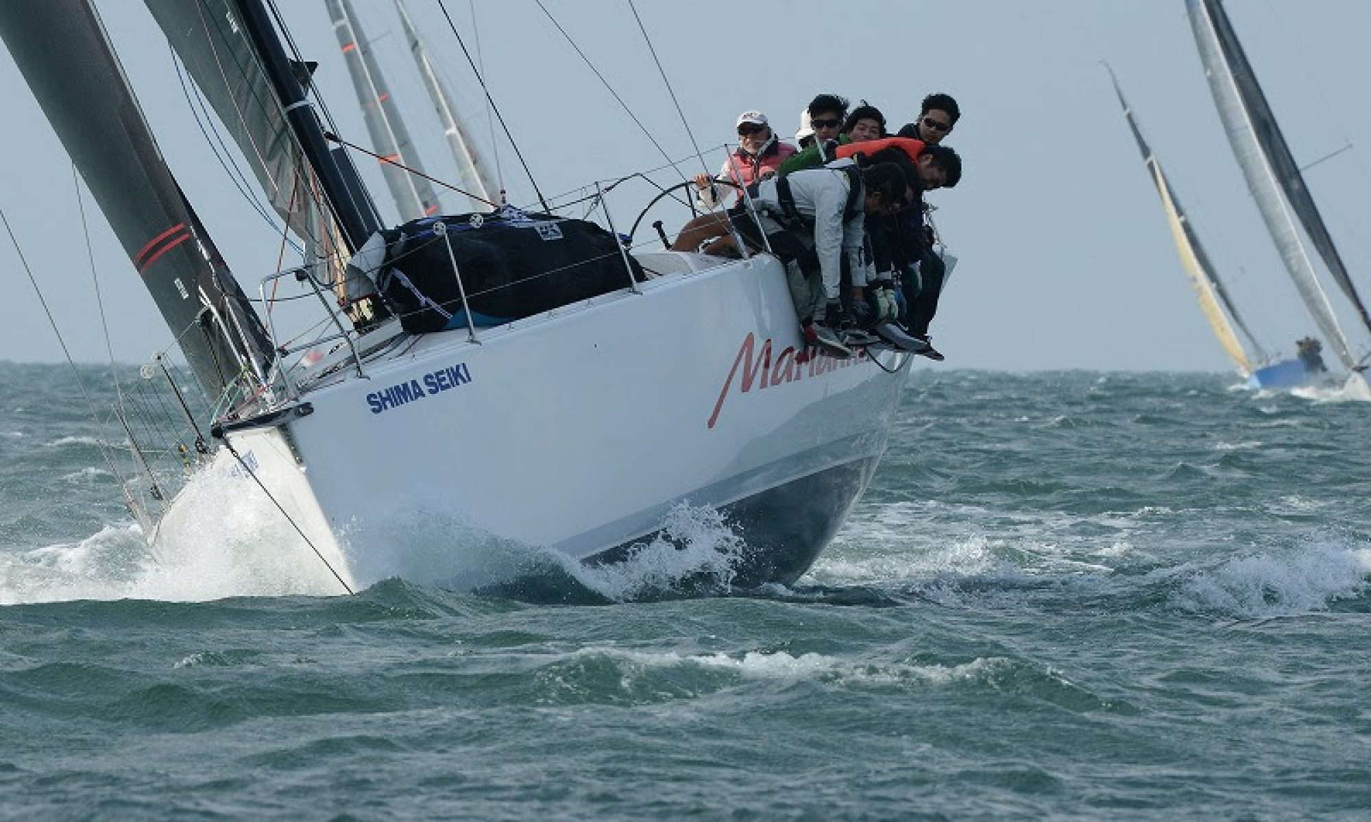UK Sailmakers Japan