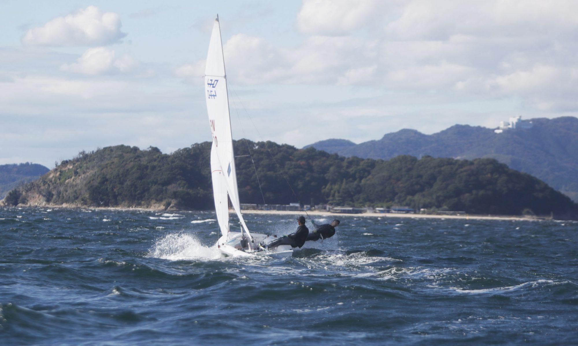 UK Sailmakers Japan